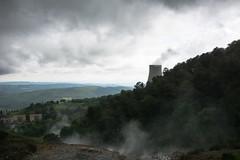Monterotondo, Italy (Leon Bovenkerk) Tags: italia italien italy larderello toscana toskana tuscany geothermal power plant