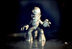 No One can Hear you Scream (GothGeekBasterd) Tags: alien toy xenomorph mystery minis blind box 1979 ridley scott sciencefiction horror film scifi