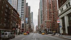 6th Ave (Alexander Rentsch) Tags: sonya7ii sonyfe28mmf2 usa newyork manhattan urban city retro vintage colors colours geometry vscofilm