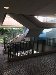 I've always loved 70's architecture (Embarcadero Center, San Francisco). (JoeGarity) Tags: 1970's seventies concrete stairs modernarchitecture johnportman embarcaderocenter sanfrancisco