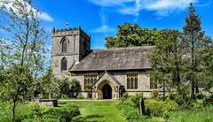 St Mary's Church - Kettlewell (Paul Thackray) Tags: yorkshire yorkshiredalesnationalpark wharfedale kettlewell stmaryschurch 2018