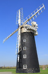 Pakenham windmill (jpotto) Tags: uk suffolk pakenham building windmill pakenhamwindmill industrialarchaeology tower