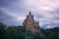 Alcazar de Segovia (KitosRD) Tags: castle landmark steeple famousplace historic oldtown internationallandmark belltower architecture palace unesco buildingexterior alcazar segovia castillo longexposure largaexposicion fuji fujixt2 xf1024mmf4 monument monumentohistorico