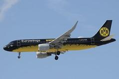 D-AIZR (LIAM J McMANUS - Manchester Airport Photostream) Tags: daizr eurowings ew ewg bvb09 borussiadortmund mannschaftsairbus bvb airbus a320 320 airbusa320 manchester man egcc