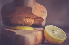 lemon squeezer... MM (Ayeshadows) Tags: hand tool lemonade lemon squeezer wooden macromonday macro monday mondays mm