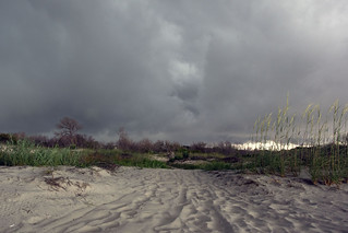 Path to east beach