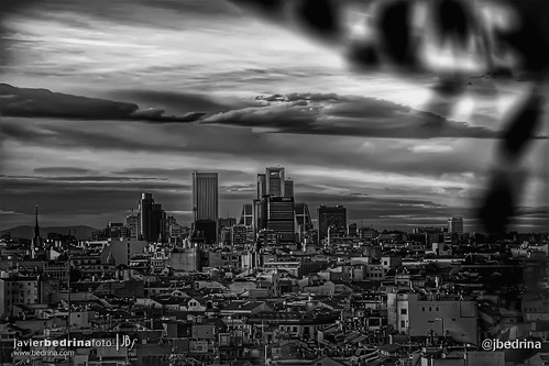 North of Madrid Skyline (Ref: 0626)