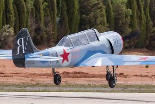 CFR6398 Yak52 EC-IAI