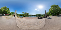 sunny day (360 x 180) (diwan) Tags: germany deutschland sachsenanhalt saxonyanhalt magdeburg city stadt place rotehorn adolfmittagsee terasse morgens inthemorning sun light fotogruppe fotogruppemagdeburg roundabout equirectangular spivpano 360° panoramix panorama stitch ptgui google nikcollection plugins viveza2 fisheye canonef15mmf28fisheye canoneos5dmarkiv canon eos 2018 geotagged geo:lon=11642933 geo:lat=52118384