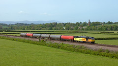 This Is All The Tanks I Get.... (Richie B.) Tags: 6s36 cummersdale carlisle cumbria colas rail british brush traction procor mirrlees class 60 60026