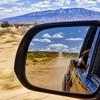 Cruisin (kmetz12.km) Tags: driving cruising mirror desertscape desert newmexicotrue newmexicoskies newmexico southwest fun sonyimages sonycamera sonyalpha sonya6000