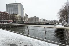 18MAR01 SLYNNLEE-6336 (Suni Lynn Lee) Tags: dublin ireland beastfromtheeast winter snow cold blizzard city street