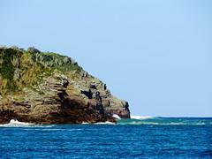 A cara de um babuíno (Márcio Vinícius Pinheiro) Tags: mar sea waves ondas pedra rock céu sky nature natureza água water babuino babuíno