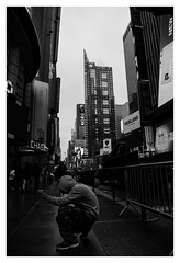 New York City (rudeskull) Tags: nyc street bigapple city america usa travel blackandwith sw nikon d800 fog nebel urlaub reise noiretblanc bianconero blanconegro