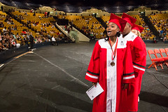 6D-0663.jpg (Tulsa Public Schools) Tags: central commencement graduation highschool ok oklahoma tps tulsa tulsapublicschools graduates people school student students unitedstates usa