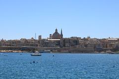 Valletta Bay (Diskomuschel) Tags: malta valletta european capital culture 2018