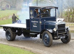 1921 Daimler CK22 Flatbed (Terry Pinnegar Photography) Tags: beamish museum countydurham vintage truck daimler dm3161 flatbed