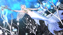 #134 Belle Epoque { Ocean's Daughter }@The Arcade / Air_Bell tree @SaNaRae (lizumelody) Tags: belleepoque air sanarae arcade gacha tableauvivant ddd forest feast breno botanical {anc}