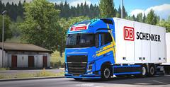 Work in Progess... (gripshotz) Tags: volvo fh 540 performance edition tandem ekeri euro truck simulator ets 2