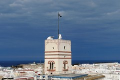 Cadiz Spain: View from Torre San Miguel in the morning (Torre Tavira) (Martinus VI) Tags: cadiz spain espagne spanien españa spagna andalusia andalusien mai maggio may 2018 y180527 martinus6 martinus6xy martinusvi martinus