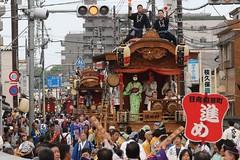 Parade of Dashi(Festival Wagon) (seiji2012) Tags: 青梅市 祭り 山車 ome float festival