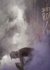 Wyldmen20182-54 (MegzyTred) Tags: wyldmen thewyldmen megzytred megzy captainjimi captainjimmy jimitorrey klaxton arf arf2018 arizona renaissance festival arizonarenaissancefestival spring2018 march2018 friends smiles acro acroyoga lifts smoke effects drums musician beard hair mud dirt fencing fencer awesome
