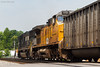 Up On the Down (nrvtrains) Tags: christiansburgdistrict cambriast coal christiansburg cambria unionpacific empty norfolksouthern 823 virginia unitedstates us