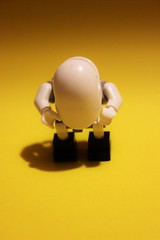 M.R. Egg Head (brick connoisseur) Tags: mr egg head humpty dumpty lego brick brickconnoisseur connoisseur moc