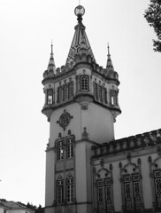 Sintra (Cahroi) Tags: sintra blackandwhite photography
