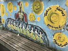 Todos somos Meninas - turismo industrial en Ferrol (Turiskopio) Tags: meninas ferrol galicia turismo industrial streetart arte