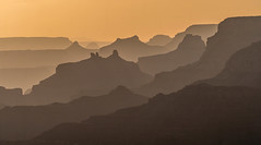 Sunsetting eastern view from Desert View Point, Grand Canyon (Gordon Magee) Tags: grandcanyon desertviewpoint