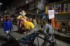 The Great Night of Shiva (rawdocument) Tags: india travel photography varanasi uttar pradesh festival hindu hinduism ganesh shiva faith shivaratri
