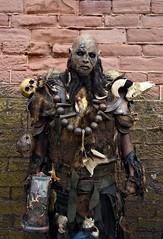 Orks - 3 (fotomänni) Tags: ork orks fantasy kostüme kostümiert costumes costumed masken masks manfredweis