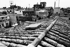 Teules - Palafrugell (rossendgricasas) Tags: teulats urbanexplorer urbanexploration arquitectura ancient antique palafrugell catalonia costabrava bw bn noperson monochrome nikon tamron