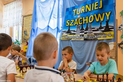 VIII Szachowe Mistrzostwa Przedszkola Nr 4-76
