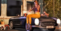 ♚ 571 ♚ (Luxury Dolls) Tags: hair truth truthhair vip groupgift gift insomniastore style store sexy shot shoes shape summer sale street tcf tc4 thechapterfour mowie limit8 event breathe fameshed fashion tattoo aim reign gacha thearcade arcade vanity kite dog schadenfreude con decor free girls head catwa