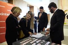 Jornal de Negócios - Conferência Bankinter - Plataforma Empresarial / Turismo Gerir o Futuro no Hotel Conrad Algarve. (Cofina Eventos 2013) Tags: almancil