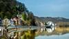 Au fil de l'eau (musette thierry) Tags: wepion photo photographie paysage vue musettes thierry d800 28300mm perspective namur belgium belgique maison château