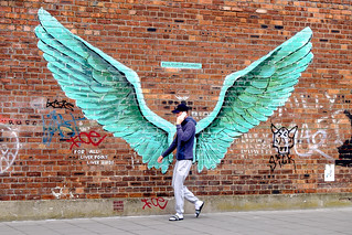 On the wings of love Liverpool