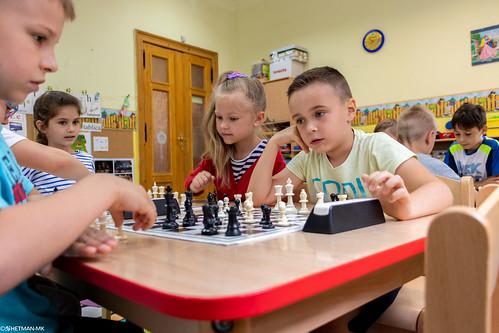 V Turniej Szachowy o Mistrzostwo Przedszkola Miejskiego Nr 1-11