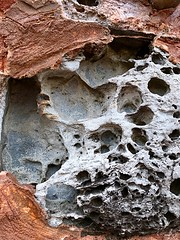 Abstract wall art (Pete Hendy LRPS) Tags: stone wall