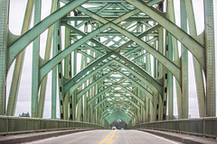 Conde B. McCullough Memorial Bridge (Thomas Hawk) Tags: america condebmcculloughmemorialbridge northbend oregon oregoncoast usa unitedstates unitedstatesofamerica bridge us