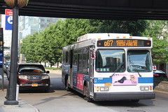 IMG_7730 (GojiMet86) Tags: mta nyc new york city bus buses 2007 orion vii genii hlf 3627 q67 jackson 43rd avenue