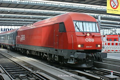 ÖBB 2016 071 München Hbf 12-05-2011 (Alex Leroy) Tags: öbb 2016 071 münchen hbf 12052011