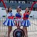 USO Dancing Girls