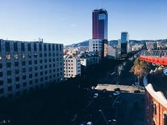 (maycambiasso98) Tags: view colour color world city catalunia europe travel españa spain barcelona
