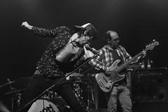 San Pela Evangelista : Voz, Penike PILATOS: bajo - Sumisión City Blues (samarrakaton) Tags: byn bw blancoynegro blackandwhite monocromo rock music musica banda band antzoki bilbao bilbo guitar guitarra 2018 bizkaia nikon d750 sumisioncityblues