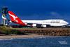 VH-OEB QF B747 16R YSSY-9671 (A u s s i e P o m m) Tags: qantas qf boeing b747 syd yssy sydneyairport mascot newsouthwales australia au