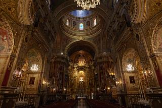 Basilica of San Juan de Dios