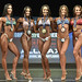 Bikini H 4th Petrovic 2nd Ribeiro1st Mcnobb 3rd Goss 5th Teodorovych